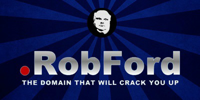.RobFord - The Domain That Will Crack You Up